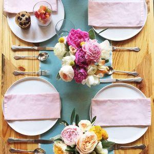 Dekoracje stołu Wielkanoc 2017