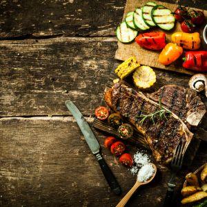 Warzywa na grilla - przepis