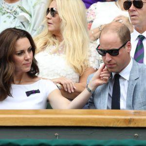 Księżna Kate i Książę William na Wimbledonie