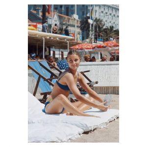 Sharon Tate w Cannes, 1968 rok