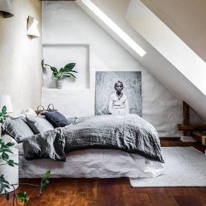 Skandynawskie mieszkanie na poddaszu