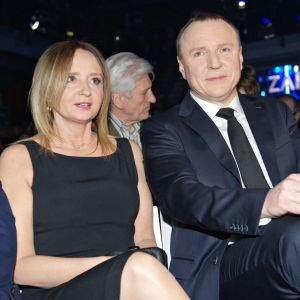 Joanna Klimek i Jacek Kurski