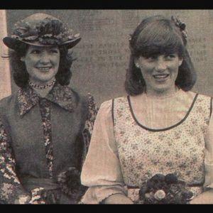 Lady Sarah Spencer i Lady Di