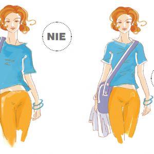 5. Noszenie ciężkiej torby na ramieniu