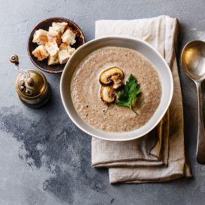 3. Zupa grzybowa