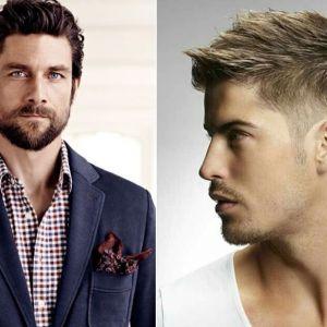 Fryzury męskie - trendy