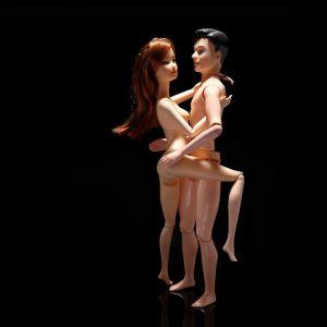 Pozycja seksualna - na stojąco