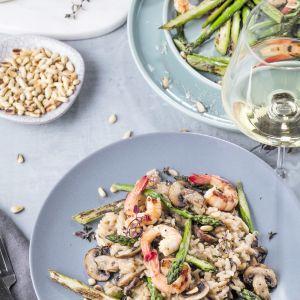 Dieta rozdzielna: alkohol i grzyby