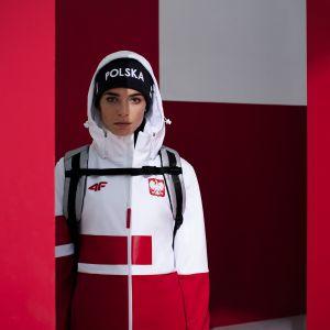 Kolekcja 4F na Zimowe Igrzyska Olimpijskie 2018 - w czym pojedzie polska reprezentacja?