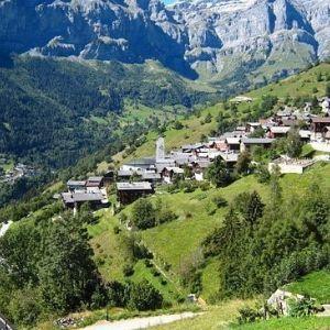 Albinen w Szwajcarii