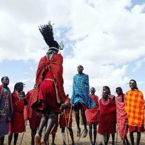 Kultura Masajów