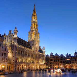 Rynek główny Grand-Place