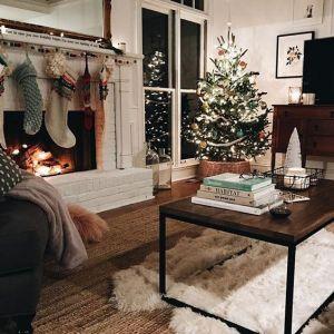 Najpiękniejsze świąteczne wnętrza
