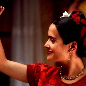 """Salma Hayek w filmie """"Frida"""""""