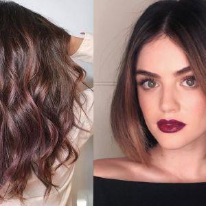 Włosy Ombre Najgorętsze Kolory 2018 Kobietapl