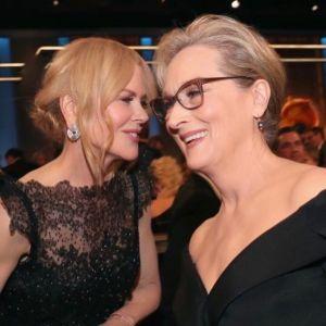 Meryl Streep i Nicole Kidman