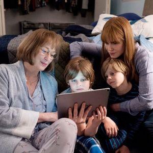 """Meryl Streep na planie serialu """"Wielkie kłamstewka 2"""""""