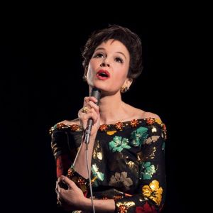 Renee Zellweger jako Judy Garland