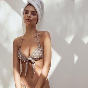 Modne kostiumy kąpielowe lato 2018