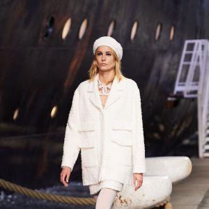 Chanel Cruise pokaz na statku