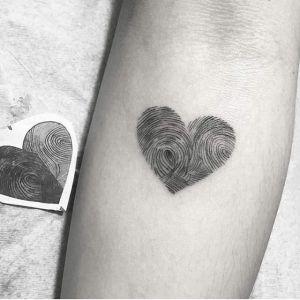 Tatuaże Dla Rodziców Te Trendy Są Urocze Kobietapl