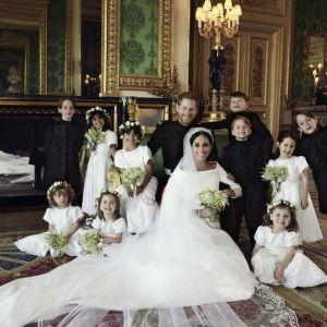 Sesja ślubna Meghan Markle i księcia Harry'ego