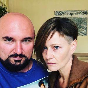 Małgorzata Kożuchowska Nowa Fryzura Nowy Kolor Włosów