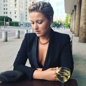 Aleksandra Domańska nie boi się pokazać niedoskonałości figury