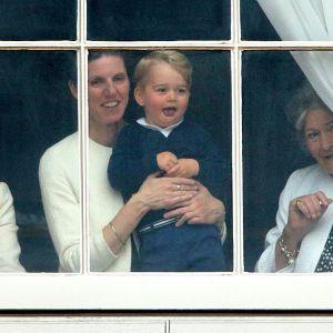 Niania rodziny królewskiej Maria Borrallo