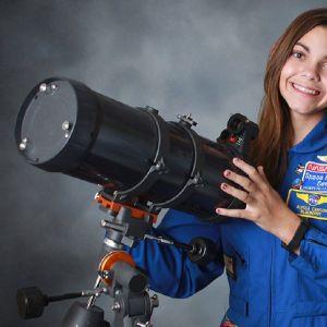 Alyssa Carson, 17-letnia astronautka