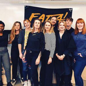 Członkowie organizacji Fatta