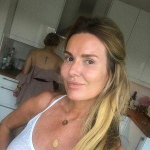 Hanna Lis bez makijażu na Instagramie