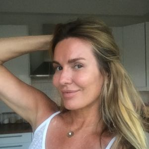 Hanna Lis bez makijażu