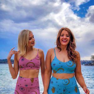 Niezwykłe siostry: Jess i Alyna Rost, które uczą, jak akceptować swoje ciało