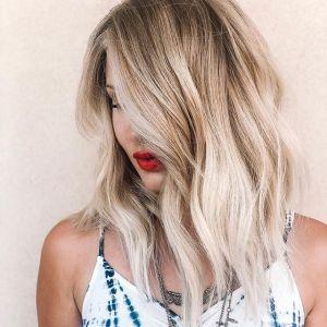 Prażony Kokos Ten Odcień Blondu Będzie Hitem Jesieni Kobietapl