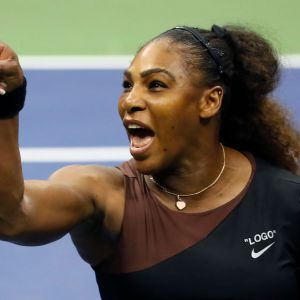 Serena Williams na US Open 2018