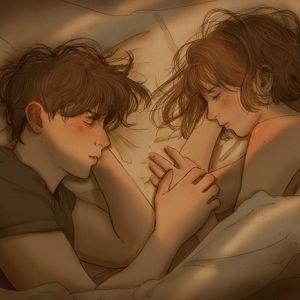 Koreańskie ilustracje pokazują w piękny sposób pokazują jak wygląda prawdziwa bliskość i miłość dwojga ludzi