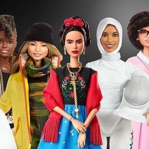 Kolekcja Barbie Sheroes