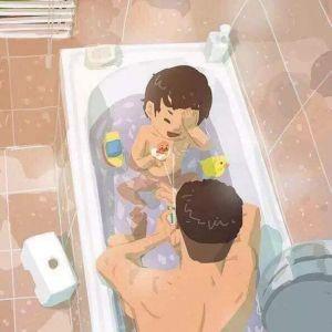 Ilustracje, które pokazują prawdziwe ojcostwo