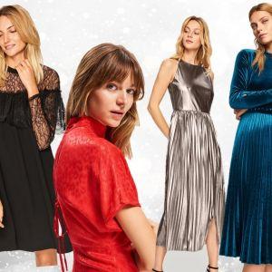 Sukienki Reserved święta 2018