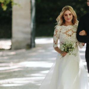 WOŚP 2019: suknia ślubna Kasi Tusk