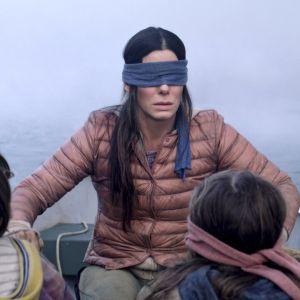 """""""Nie otwieraj oczu"""" Sandra Bullock"""