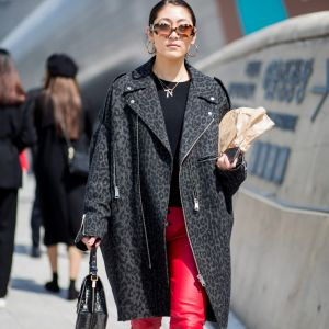 Trendy moda wiosna 2019: zwierzęce wzory