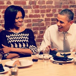 Barack Obama pokazał urocze zdjęcie z żoną