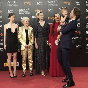 "Agata Buzek u boku Roberta Pattisona w produkcji ""High Life"""