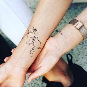 Najładniejsze Tatuaże Na Nadgarstku I Palcach Te Wzory