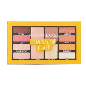Paleta cieni Lemonade Craze, Maybelline