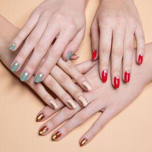 Modne paznokcie kolory na wiosnę 2019