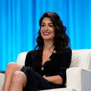Amal Clooney: kobieta, która pokazuje, że prawo może być sexy