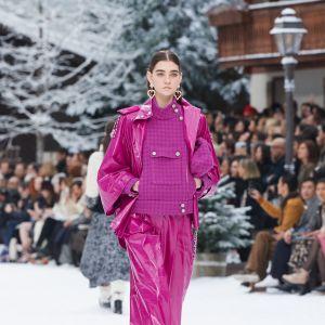 Pokaz Chanel jesień zima 2019